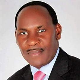 Dr. Ezekiel Mutua, MBS