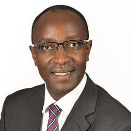 Rev. Canon Chris Kinyanjui