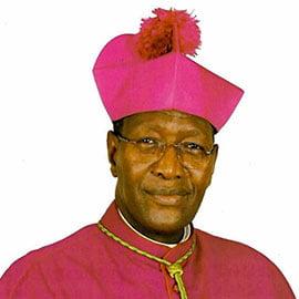 Rt. Rev. COL (RTD) A. K. Rotich