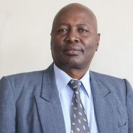 Prof. Bernard Boyo