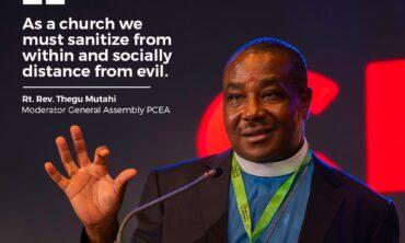 The Church as a Custodian <small class=